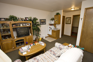 Cross Plains Assisted Living Facility - studio apartment