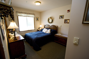Cross Plains Assisted Living Facility - 1 bedroom apartment